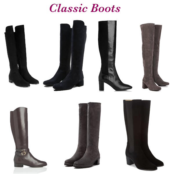 What to buy in the sales, classic boots