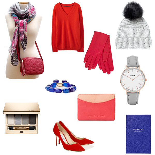 gifts to suit your colouring