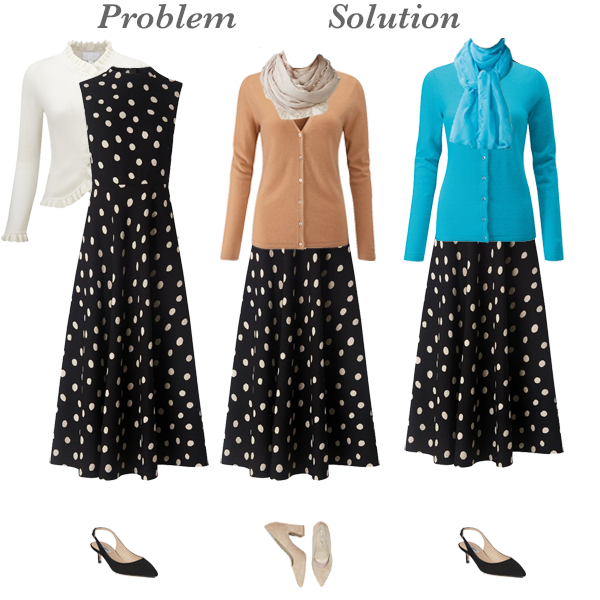 3 wardrobe mistakes and how to remedy them