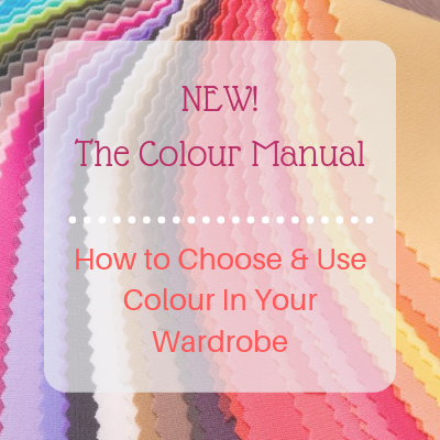 The Colour Manual, how to choose and use colour in your wardrobe