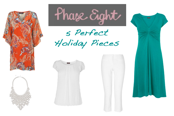 holiday wardrobe from Phase Eight