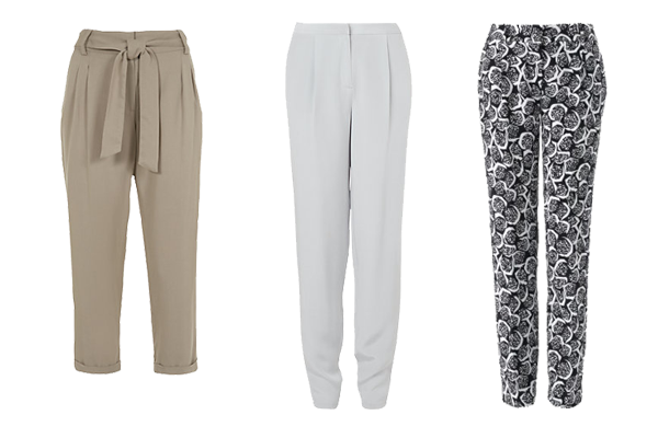 Summer Trouser Trends