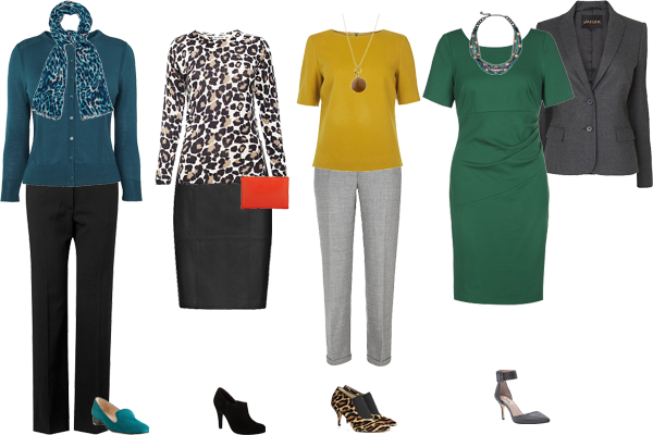 how to wear colour, which colours suit me, seasonal colour trends