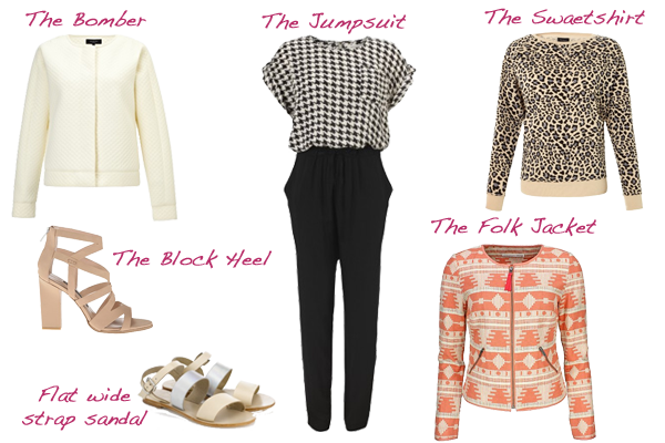new trends, how to wear