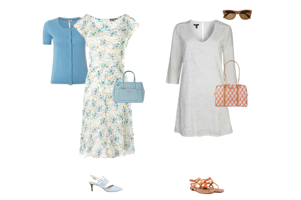 what to wear in the heat