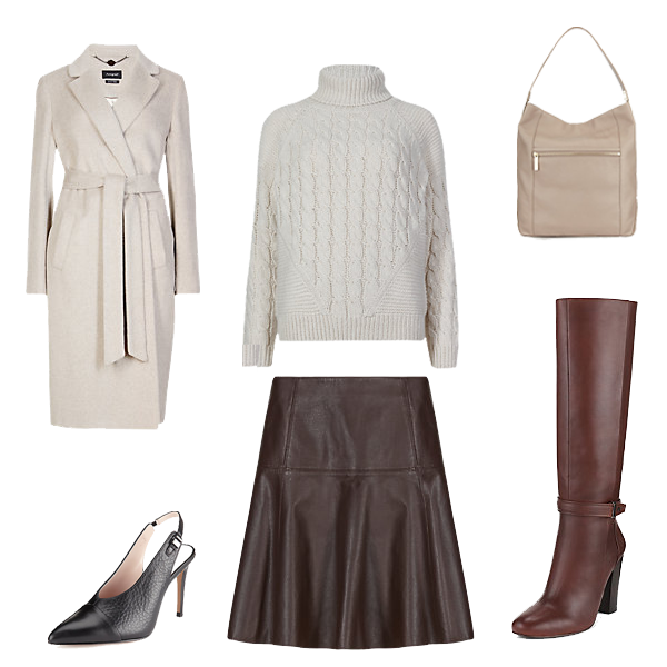 simple luxe, marks and spencer autumn 2014