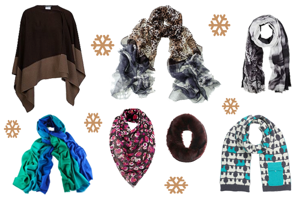 christmas gift guide, scarves