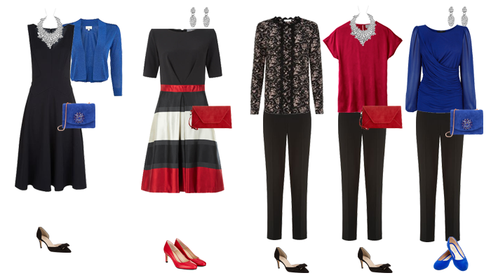 capsule wardrobe outfits
