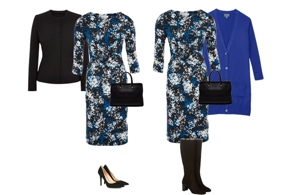 Personal brand image, capsule wardrobe, executive dress