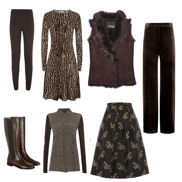 winter capsule wardrobe