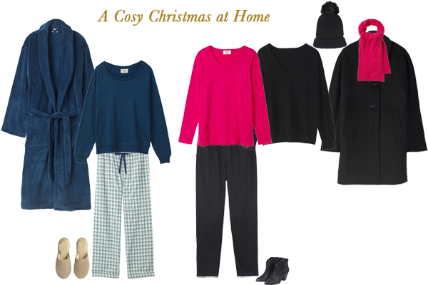 377709b49589 What to Wear - Christmas Day, Home or Away | Looking Stylish