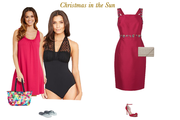 What to wear, Christmas in the sun