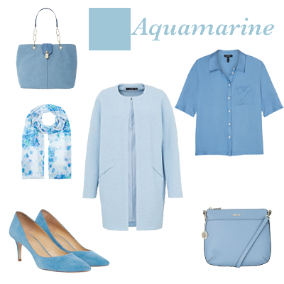 seasonal colour trends, what to wear now