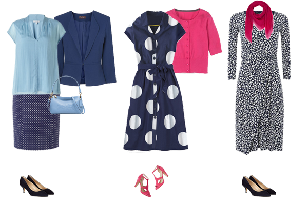 Six Mini Capsule Wardrobes To Suit Your Colouring