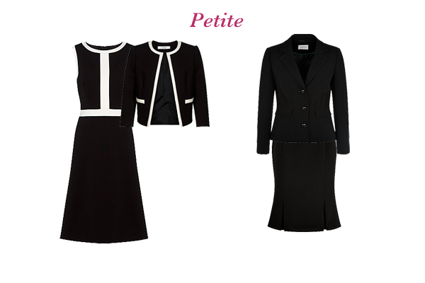 Capsule wardrobe suits for business