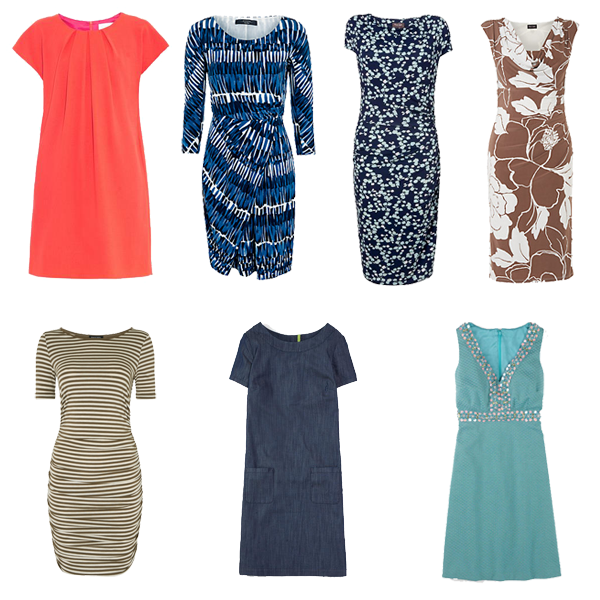 how to create a spring capsule wardrobe, capsule wardrobe pieces, capsule wardrobe dresses