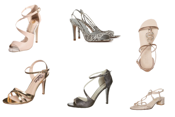 Capsule wardrobe shoes, occasion wear shoes
