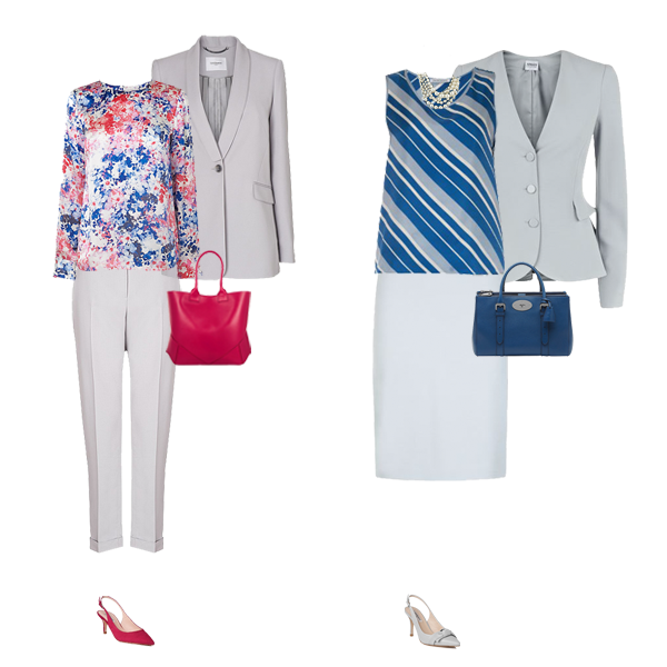 business wear for women, authority dressing, dressing your personal brand