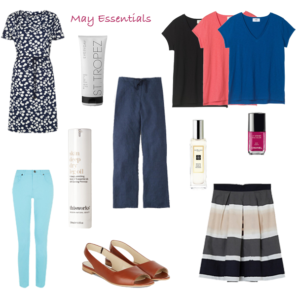 capsule wardrobe essentials