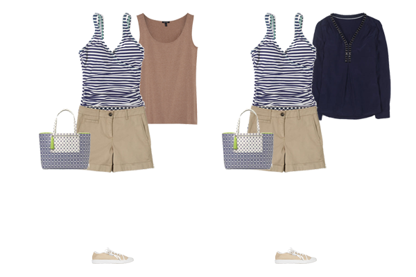 a7d16b63ed A Summer Holiday Capsule Wardrobe for a UK Staycation   Looking Stylish