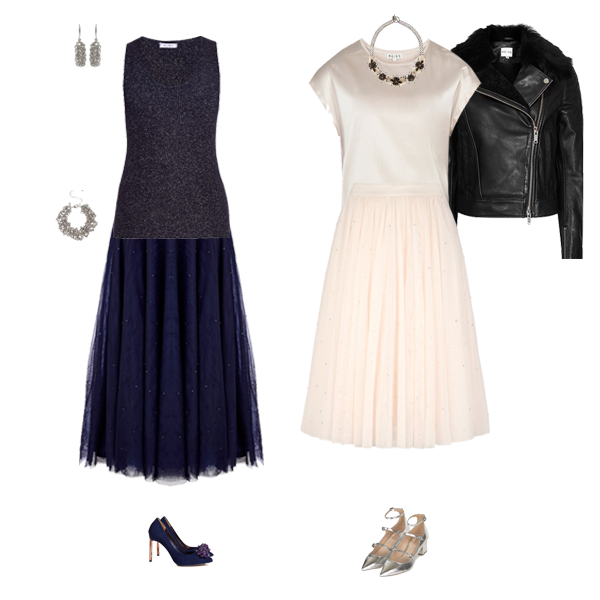 What to wear to Christmas parties,