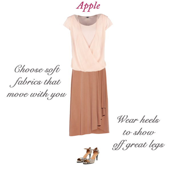 Best skirt styles for your body shape - Apple shape