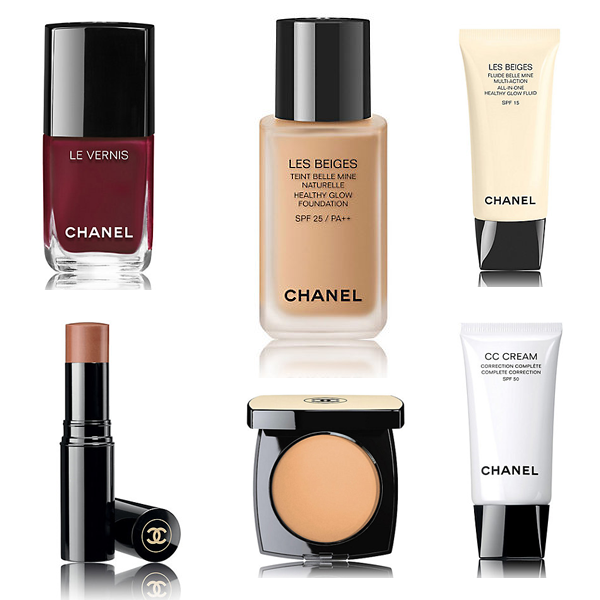 Beauty review, Chanel Les Beiges review,
