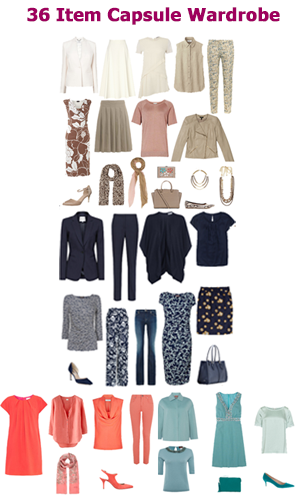 done for you capsule wardrobe, capsule wardrobe services