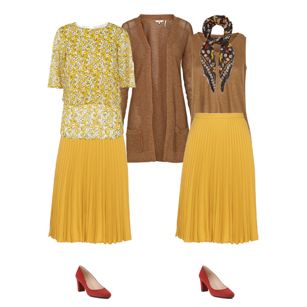 Your best colours, how to wear colour, how to combine colours,