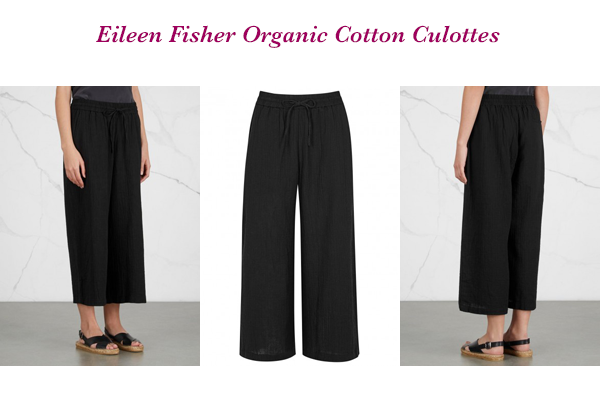 Summer must have culottes
