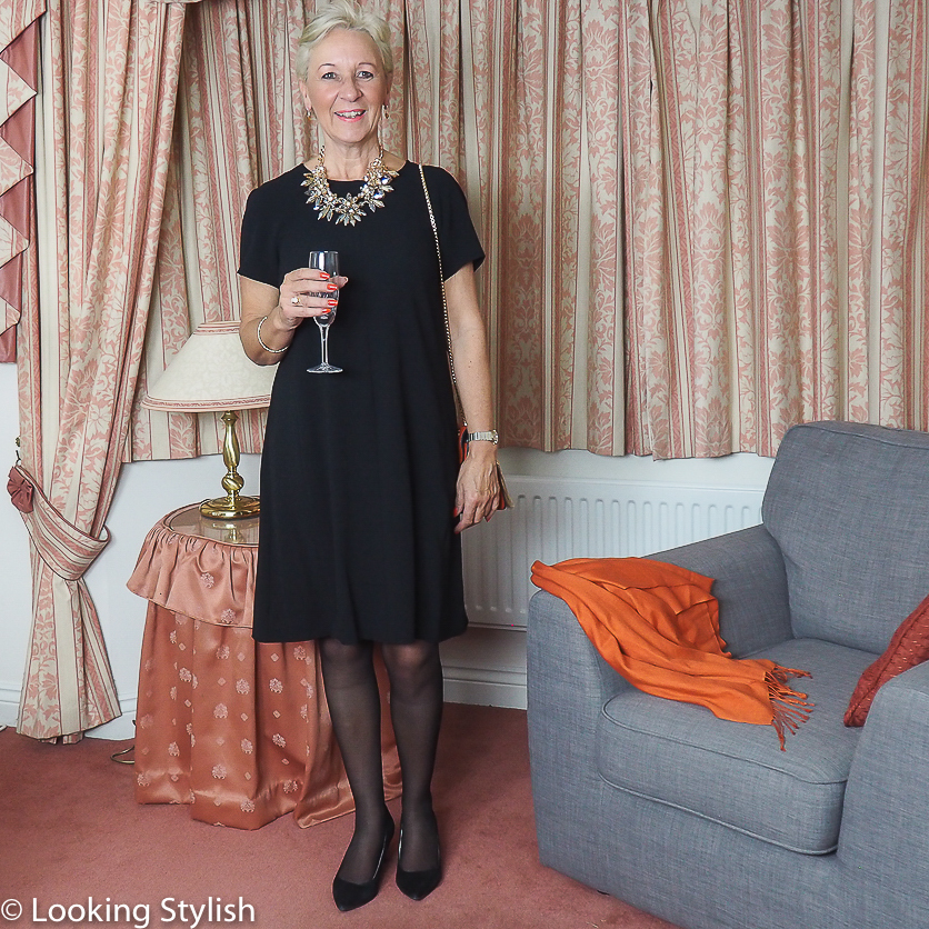 How to style the little black dress