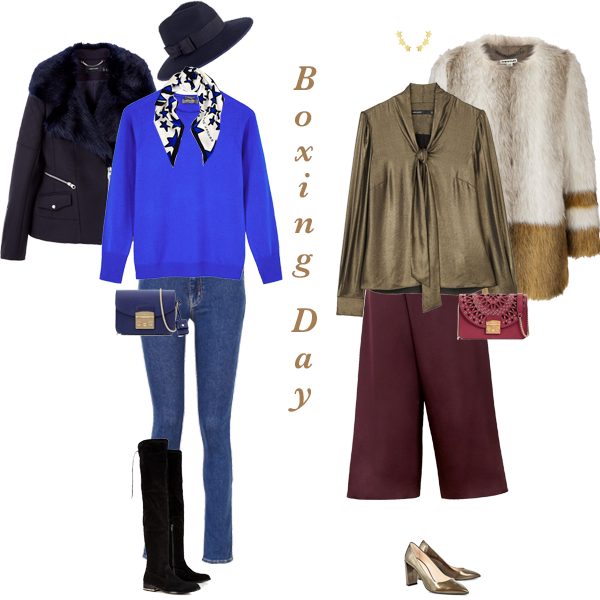 What to wear, Boxing day, Festive outfits