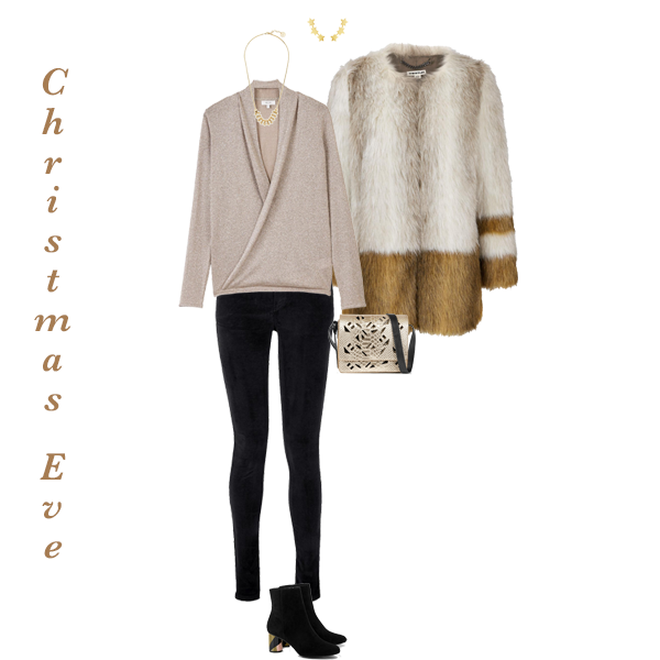What to wear, Christmas Eve, Festive outfits