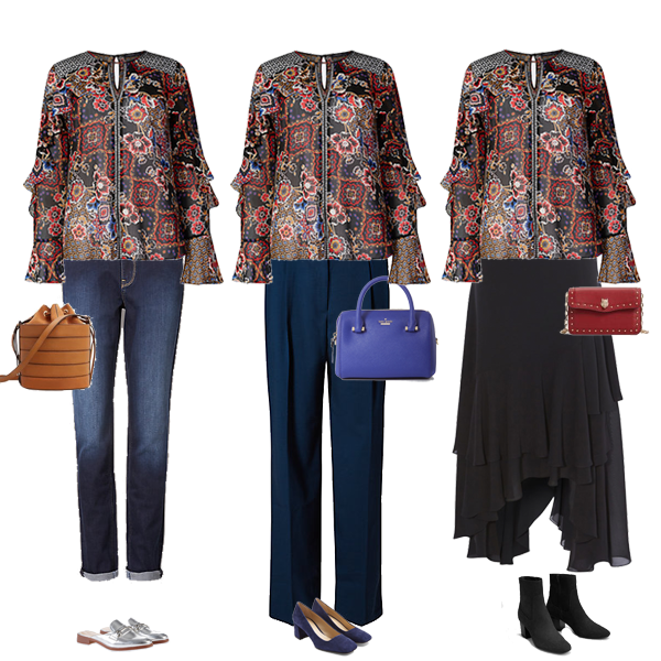 How to wear, Boho trend, See by Chloe