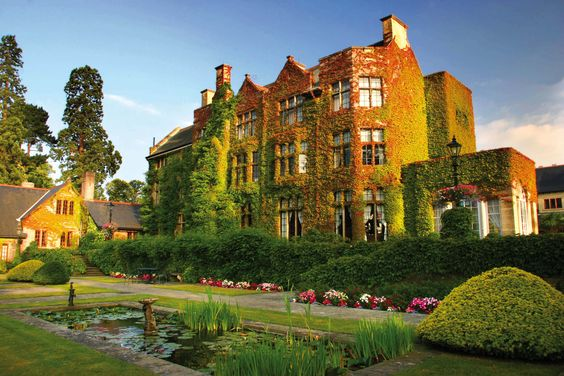 Pennyhill park style event