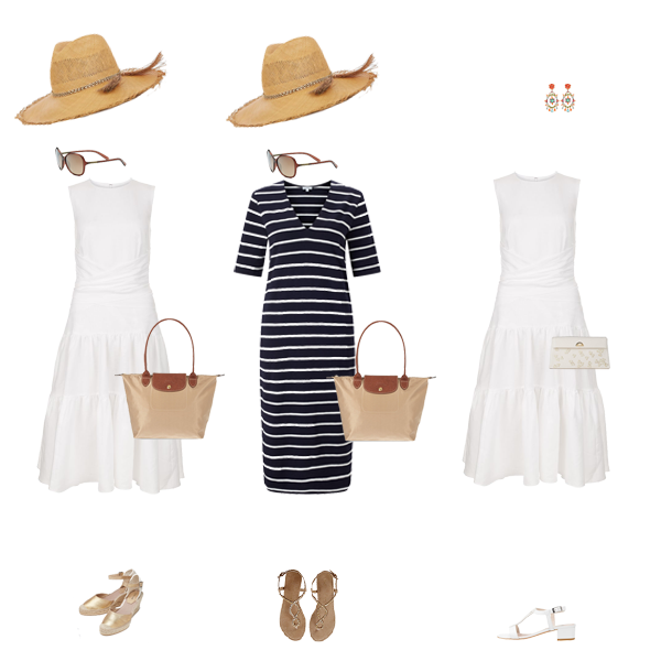 Holiday Essentials, What to pack for a beach holiday,, holiday capsule wardrobe