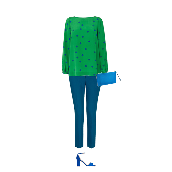 How to wear green to suit your colouring,