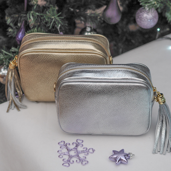Evening wraps and bags, Capsule wardrobe accessories