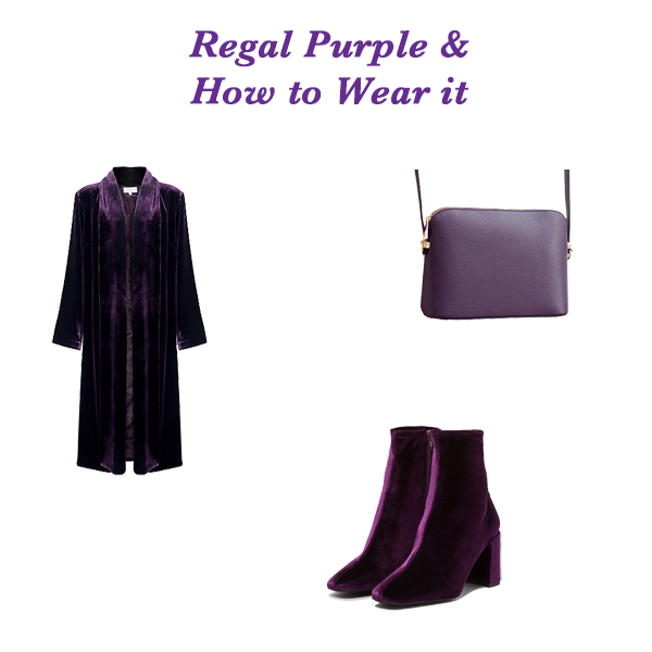 How to Wear Purple to Suit Your Colouring, Plus My Favourite Purple Pieces