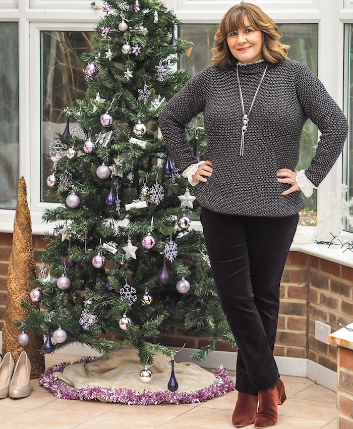 What to wear at Christmas, Velvet jeans