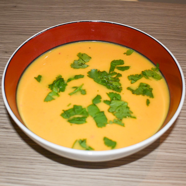 How to make Thai Style Butternut Squash Soup