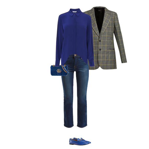 capsule wardrobe essential, how to wear a blazer for smart casual