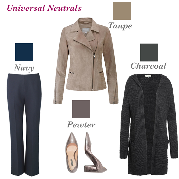 Best neutrals for your capsule wardrobe