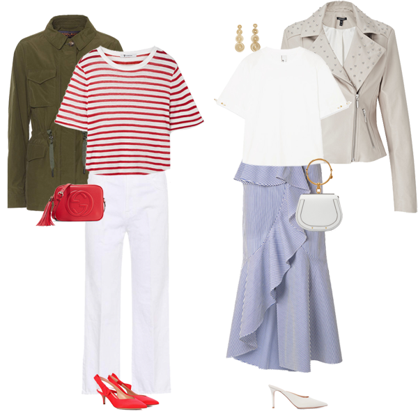 How to wear Spring Trends