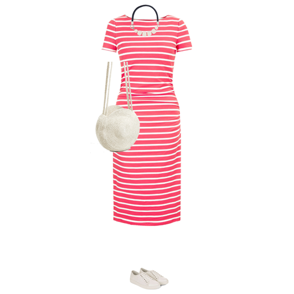 stripe pieces and how to wear them