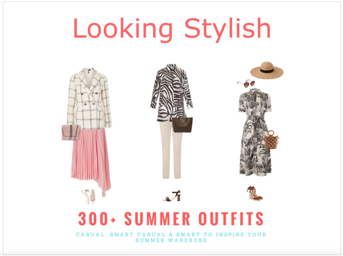 300 Plus Summer Outfits to Inspire You