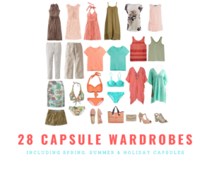 28 Capsule wardrobe ideas