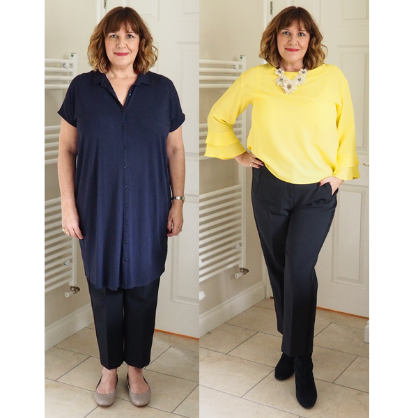 styling secrets, how to dress slimmer