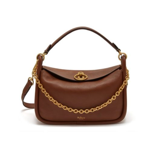 autumn wardrobe investments, tan leather Mulberry Leighton handbag