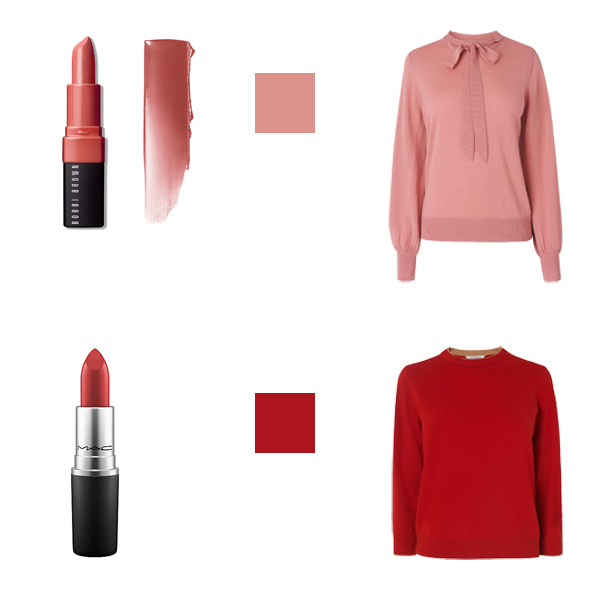 How to Choose Lipstick to Suit Your Colouring - soft Colouring